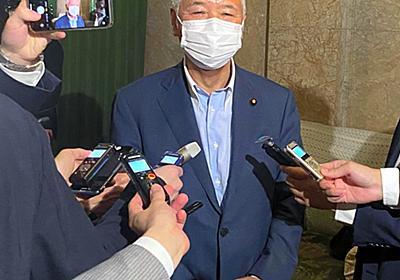 自民・甘利氏、1・5億円「1ミクロンも関わってない」:朝日新聞デジタル