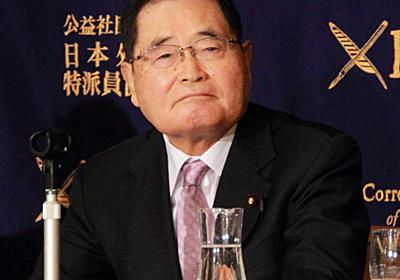 全文表示   亀井静香氏、加計問題に「国民は興味持ってない」 「首相案件」報道をバッサリ : J-CASTニュース