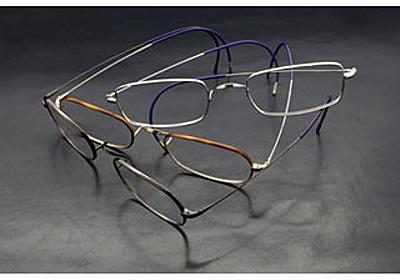 Zoff、鯖江の技術を用いた純日本製のメガネ「100% Made in Japan」発売 | マイナビニュース
