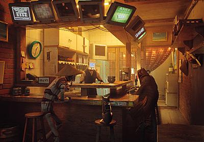 猫とドローンがサイバーパンク世界を駆け巡るアクションADV『Stray』ゲームプレイ映像!2022年初頭配信予定   Game*Spark - 国内・海外ゲーム情報サイト