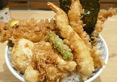 今なら行列も短く狙い目!神田エリアに天丼の名店「金子半之助」オープン - メシコレ