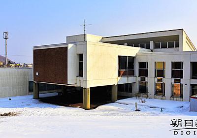 室蘭の市有地、マイナス881万円で売却 全国で2例目:朝日新聞デジタル