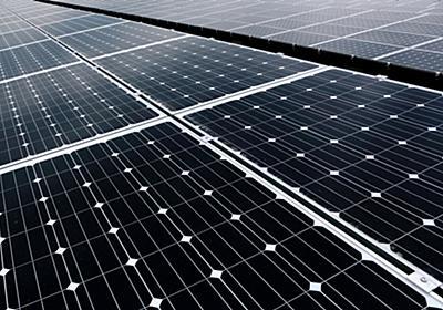 ソフトバンク、25年後に電力を無料提供へ-ISA太陽光プロジェクト - Bloomberg