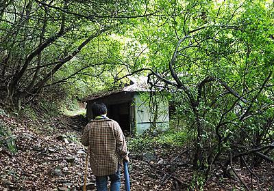 駅前は獣道 地元の人と巡る秘境「坪尻駅」 - デイリーポータルZ