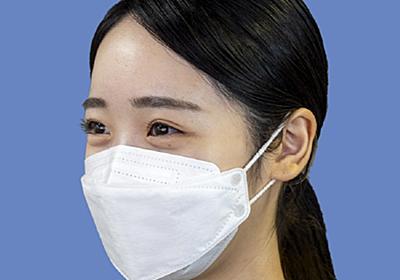 「ごめん、売り切れたみたい」 5時間で完売したシャープの立体型マスクは何がすごいのか?:秘密は「快適性」と「見た目」(1/2 ページ) - ITmedia ビジネスオンライン