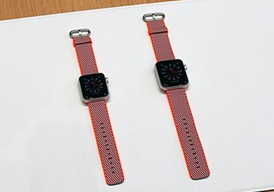 iPhoneがそばになくても便利に使える――「Apple Watch Series 3(GPS + Cellularモデル)」を速攻レビュー - ITmedia Mobile