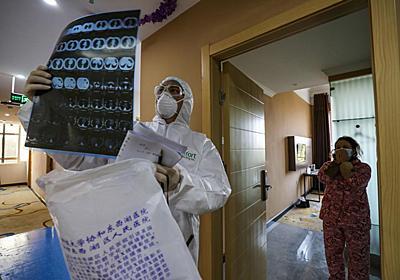 新型コロナウイルスに感染するとこうなる | ナショナルジオグラフィック日本版サイト