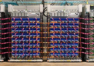 Googleの機械学習マシン「Cloud TPU Pod」の新型はNVIDIA Tesla V100の200倍高速に - GIGAZINE