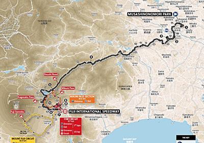 東京五輪ロードレースコース発表! 超級山岳コースを浅田コーチ、新城はどう見る? サイクルスポーツの特集記事(トピックス)   サイクルスポーツ.jp