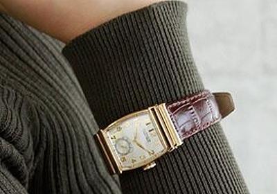 4da18d5655 CIRCA│レザーベルト×ゴールドケース腕時計 ct109t-tr - Piu di aranciato(