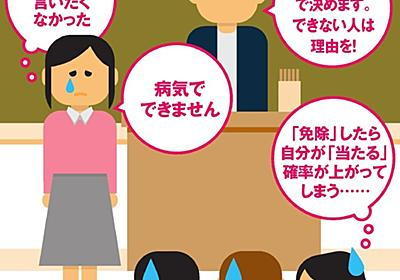 PTA「免除の儀式」は嫌 家の事情告白、泣き出す親も [ニュース4U][PTAは誰のため?]:朝日新聞デジタル