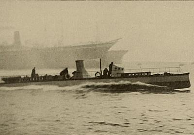 「蒸気タービン船の凄さを海軍が解ってくれない…そや!女王の観艦式に乱入して速さをアピールしたろ!」→即採用 英国式の新技術導入物語がかっこいい - Togetter