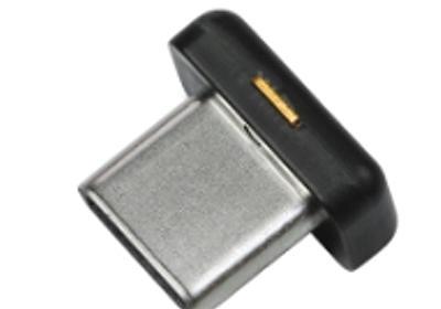 Yubico、USB Type-Cの極小セキュリティキー「Yubikey 4C Nano」を発売 | juggly.cn