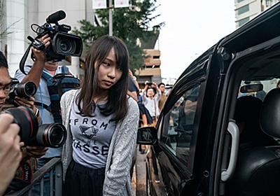 なぜ周庭さんは「民主の女神」? 本人も「好きじゃない」日本メディアの呼び方に批判も