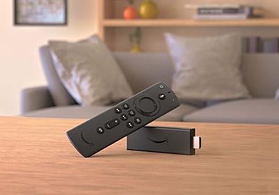 Fire TV Stick一新。HDRや新UI対応で4,980円 - Impress Watch
