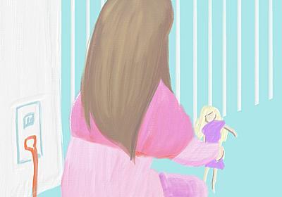 【短い絵日記】子供の髪の毛を乾かすのが好き - Sai.のマイペース4人暮らし