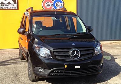 並行輸入 新車 限定1台即納!メルセデスベンツ シタン ツアラー ロング 112 6G-DCT を特価でご提供!