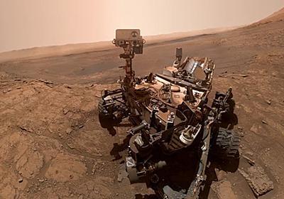 火星の微生物、Curiosityローバーの付近に存在するかも?Caltechの研究結果 - Engadget 日本版