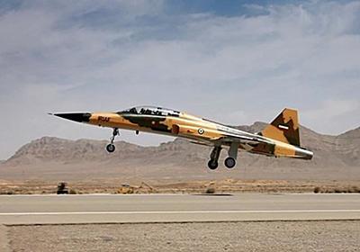 CNN.co.jp : イラン、「初の国産戦闘機」公開 国防への備えを誇示
