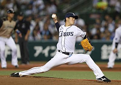 15勝の西武・多和田 パパ3連勝「お子さんと奥さんが見に来てる」― スポニチ Sponichi Annex 野球