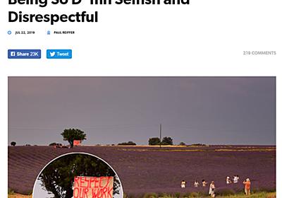 世界中の絶景がインスタグラマー汚染ですごいことになっている | ギズモード・ジャパン