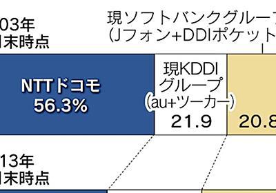 ドコモ、iPhone販売へ 今秋にも新モデル: 日本経済新聞