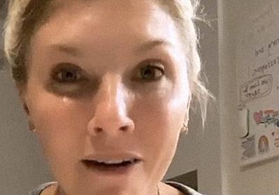 コロナ死「夫が選んだんじゃない」 米俳優の妻、トランプ氏投稿を動画で非難 - 毎日新聞