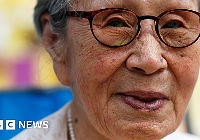 Obituary: Kim Bok-dong, the South Korean 'comfort woman' - BBC News