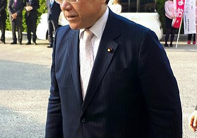 桜田五輪相「浦安の皆さんに五輪のご加護ありますよう」:朝日新聞デジタル