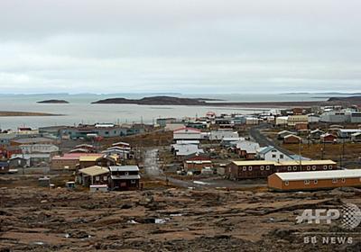 永久凍土の融解、気候変動への対策計画を台無しに 研究 写真2枚 国際ニュース:AFPBB News