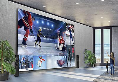 LGが1億8000万円超で325インチ・8Kテレビをリリース、「宇宙要塞用のテレビ」との声も - GIGAZINE