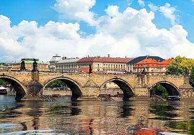 中世ヨーロッパの巨大なアーチ橋はどのように作られたのか? - GIGAZINE