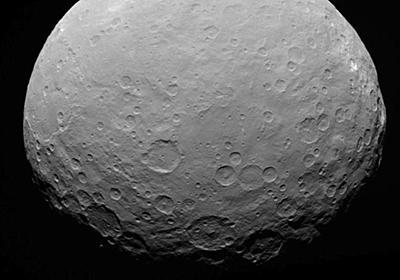 準惑星ケレスは「海洋天体」 研究 写真3枚 国際ニュース:AFPBB News