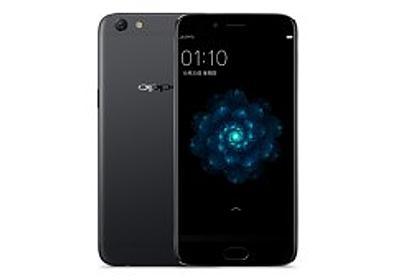 blog of mobile » Blog Archive » 中国でOPPO R9s Plus 黒色版を1月5日に発売