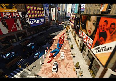 「Marvel's Spider-Man」レビュー - GAME Watch