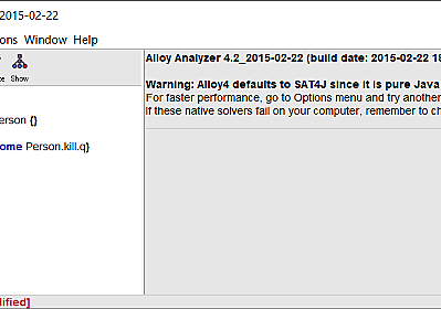 形式手法言語Alloyを使ってSAT問題を解く - データサイエンティストのひよこ