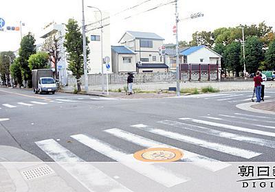 車にはねられ小6死亡 運転の78歳「ぼうっと」 大阪:朝日新聞デジタル