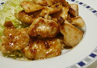 とりむね肉のにんにく味噌焼き by はちれ 【クックパッド】 簡単おいしいみんなのレシピが285万品