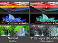 色盲・色弱の人にWebページがどのように見えているかシミュレートできるChromeの機能拡張 -Colorblindly | コリス