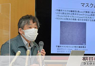 飲食中に大声で歌唱→飛沫14倍「カラオケでは対策を」 [新型コロナウイルス]:朝日新聞デジタル