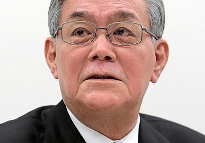 関電会長「金品断ると激高された」 13年前から受領:朝日新聞デジタル
