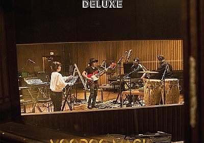 Spiral Deluxe ──ジェフ・ミルズ率いるエレクトロニック・ジャズ・カルテットがデビュー・アルバムをリリース     ele-king
