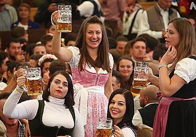 世界最大のビール祭り「オクトーバーフェスト」ことしも中止 | 新型コロナ 経済影響 | NHKニュース