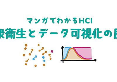 マンガでわかるHCI: 公衆衛生とデータ可視化の歴史|マンガでわかるHCI(ヒューマン・コンピュータ・インタラクション)|note