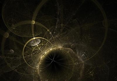 たった3つのブラックホールがあるだけで時間の対称性は破れる(ポルトガル研究) : カラパイア