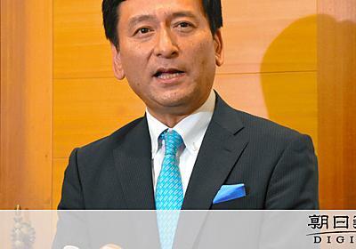 佐賀)知事、新幹線整備方法めぐり長崎と協議の姿勢:朝日新聞デジタル