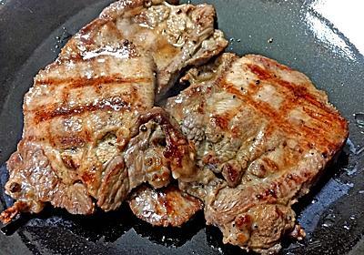 コストコの牛タンとマグロ - パル