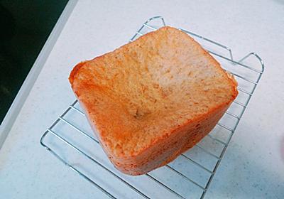 ホームベーカリーでぺったんこパンを焼く - asaの足あと