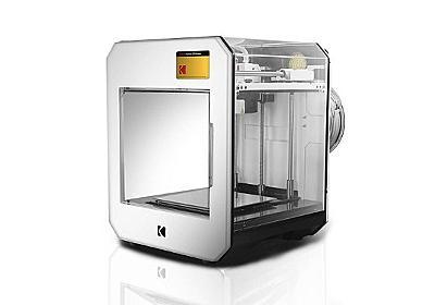 コダックが3Dプリンター業界に参入。プロスペックだけど卓上サイズ   ギズモード・ジャパン