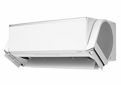 富士通ゼネラル、熱交換器を加熱除菌する業界初のルームエアコン「ノクリア」 - 家電 Watch